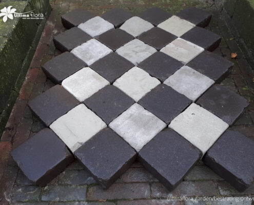 Gebakken tegels